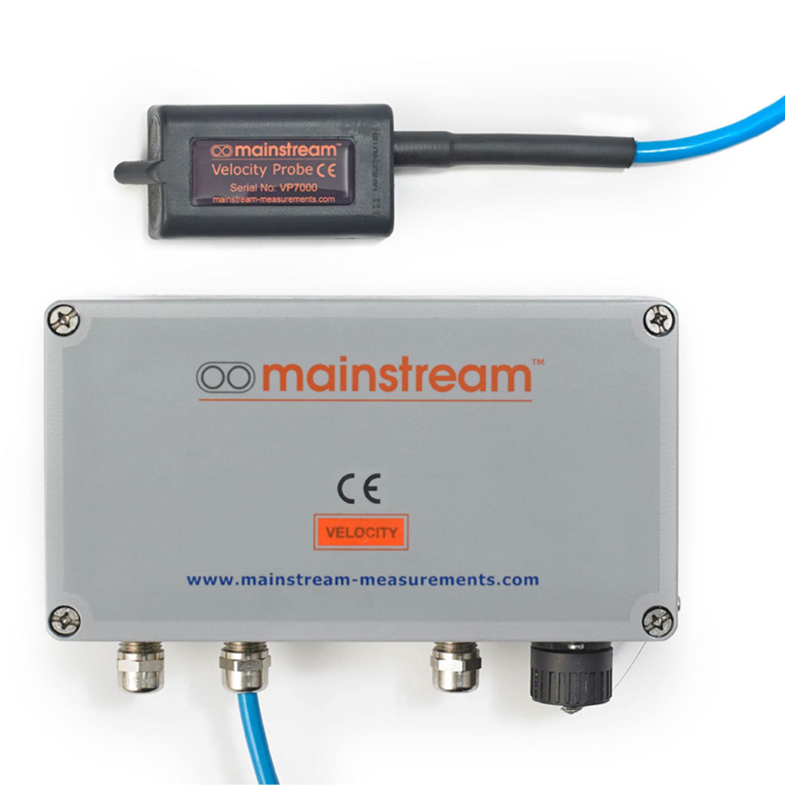 Water Flow Velocity Meter : Sdi flow meter wiring diagram sensor