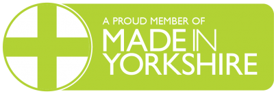 SILVER MEMBER of MADE IN YORKSHIRE