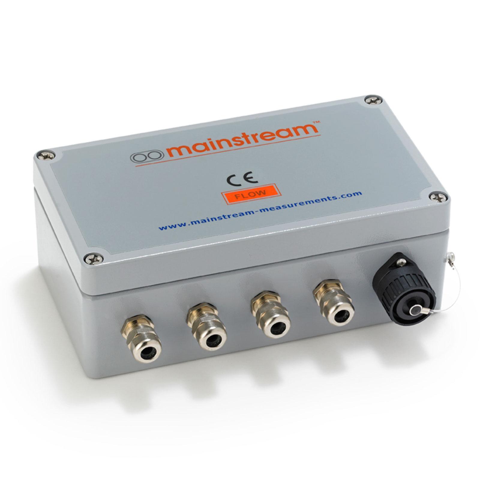 AV Flow Transmitter Box